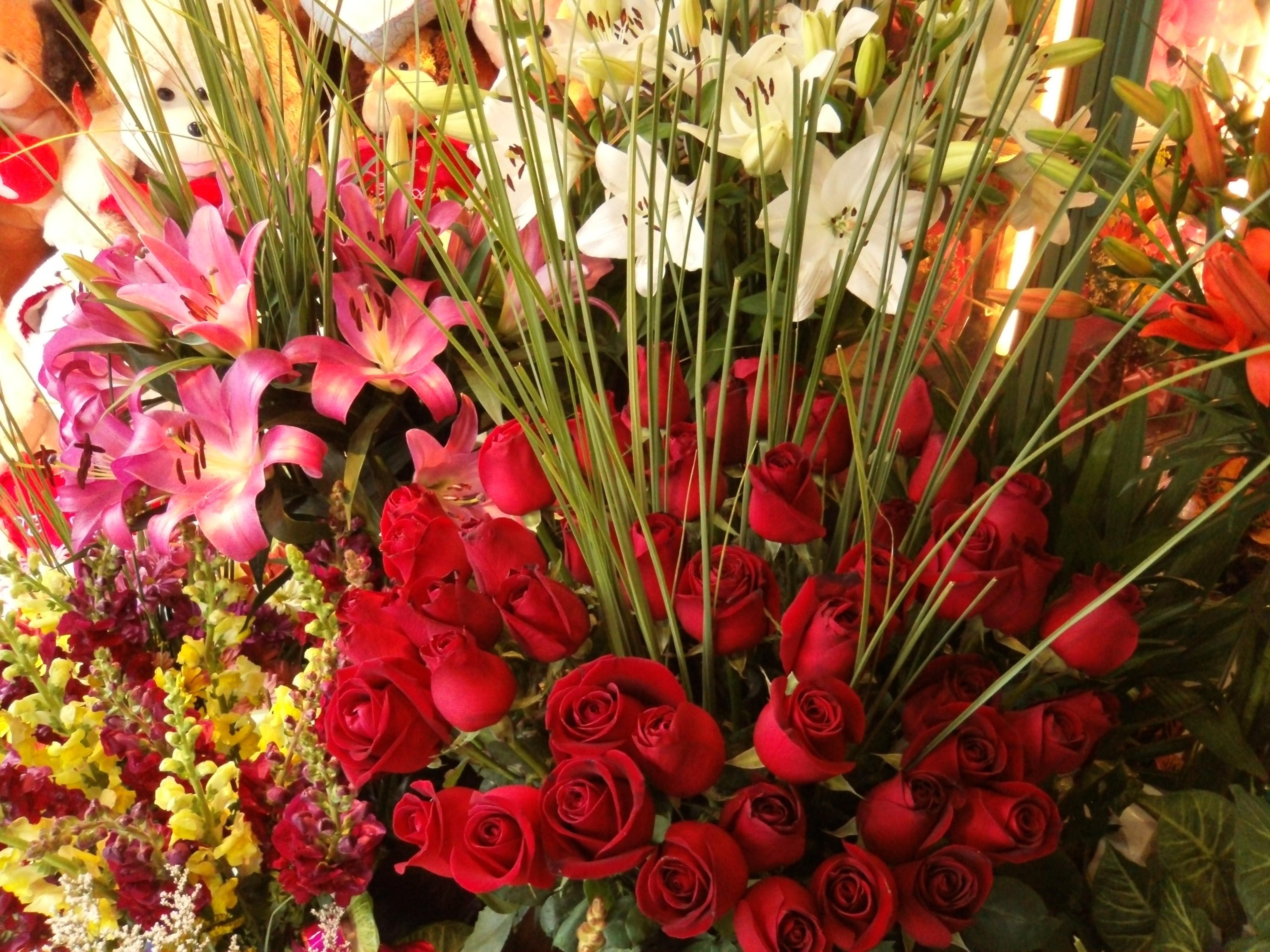 Flores Monte Grande, Envio De Ramos De Flores, Arreglos